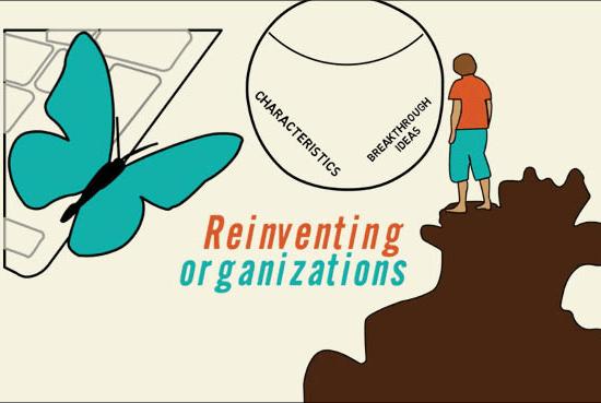אירגונים במודל Teal | אפרת בן-צבי